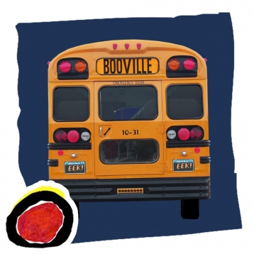 Bus To Booville: a funny Halloween costume story book by Wendy Wax (iPhone version by Auryn Apps)