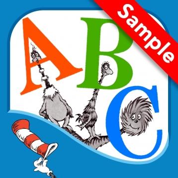 Dr. Seuss\'s ABC - SAMPLE