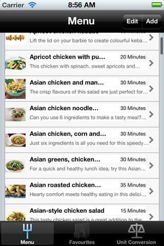 30 Minutes Chicken Meals