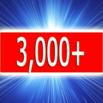 3,000+ Hard Jigsaw Puzzle