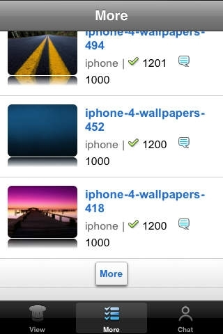 30000+ Wallpapers&photos - Optimization for iphone