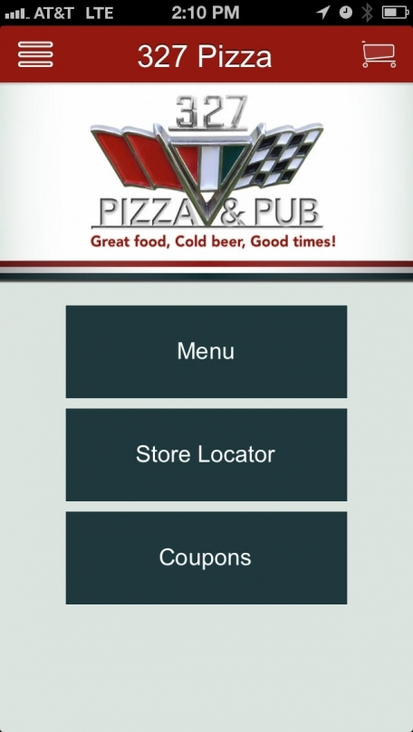 327 Pizza & Pub