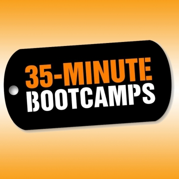 35 Minute Bootcamps