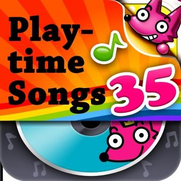 35 Playtime Songs