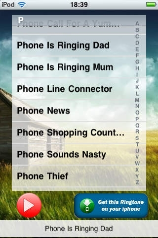 3600 Amazing Ringtones funny collection