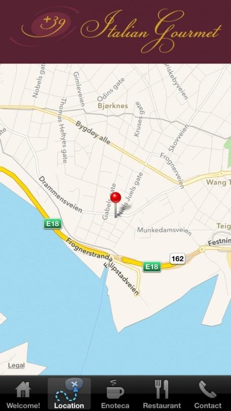 +39 Restaurant Oslo