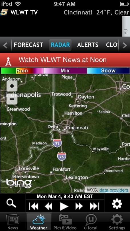WLWT News 5 – Cincinnati's free source for breaking news and weather