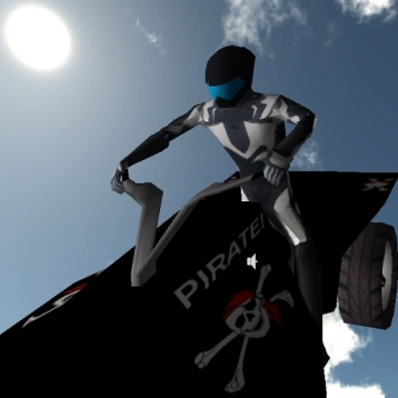 3D ATV Racer