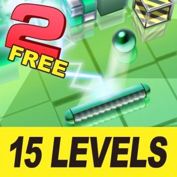 3D Brick Breaker Revolution 2 FREE