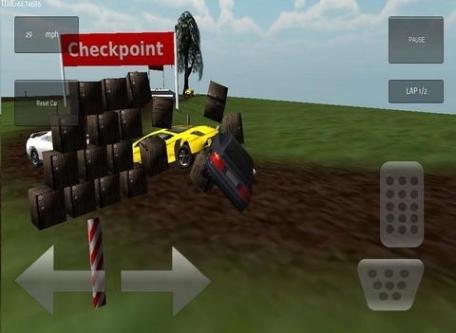 3D Demolition Race Free