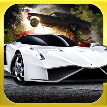3D Drag Racing Simulator - A Crazy Offroad Rally Run