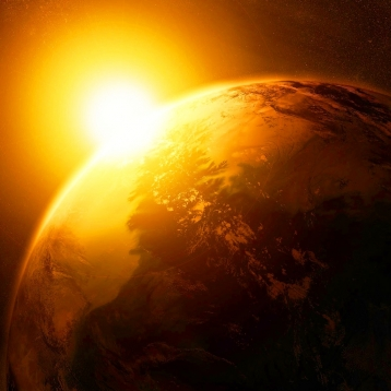 3D Earth HD with weather info and forecast