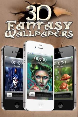 3D Fantasy Wallpapers