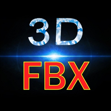 3D FBX Viewer RSi