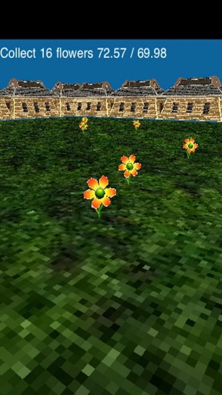 3D Flower Hunt