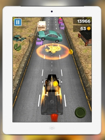 3d fun racing semi truck driving simulator game by top awesome trucker