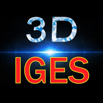 3D IGES Viewer RSi
