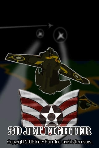 3D Jet Fighter