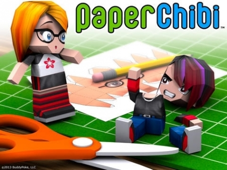 3D Papercraft - Create PaperChibi Avatar