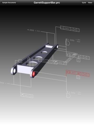 3D PDF Reader