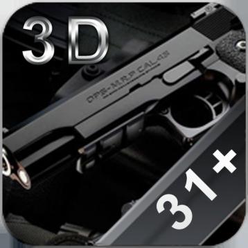 3D Perfect Guns2│31 3D Guns