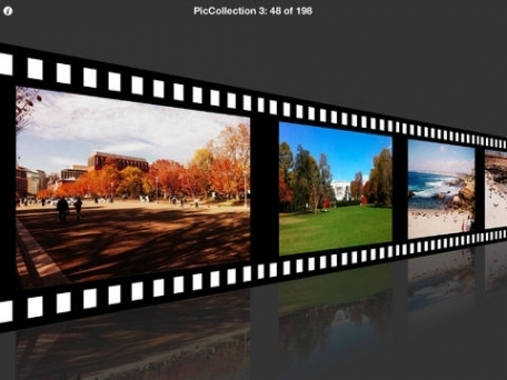 3D Photo Strips - The Amazing Filmstrip of your Pictures