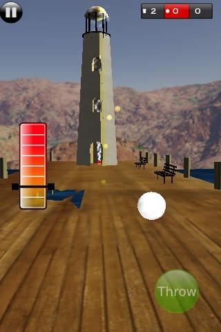 3D Pong Tricks