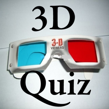 3D Quiz