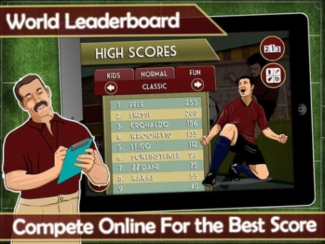 3D Real Football Penalty Shoot-Out Simulator - Soccer League Sports Games 2014