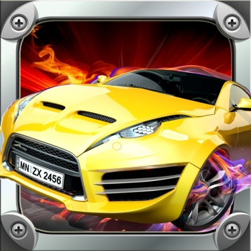 3D Road Racing World: Free Speed Driving Game