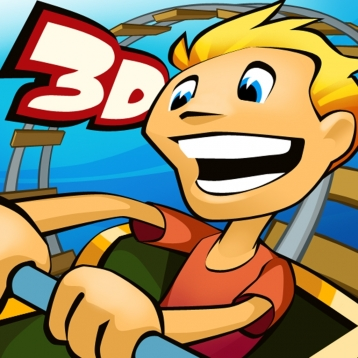 3D Rollercoaster Rush