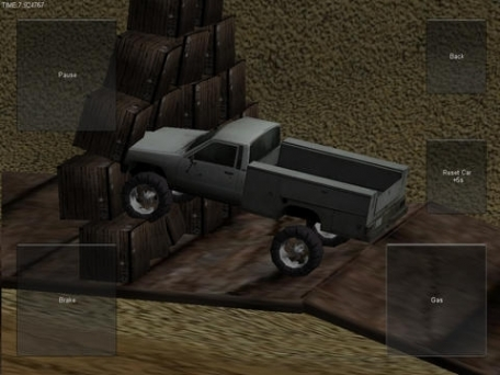 3D Stunt Car Race - Free