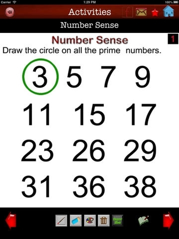 math worksheet : grade 1 number sense and numeration worksheets  k5 worksheets : Math Number Sense Worksheets