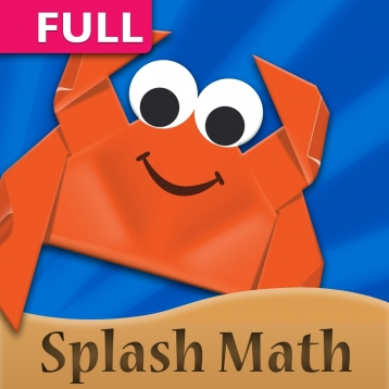3rd Grade Math: Splash Math Worksheets Game for 16 chapters [HD Full]