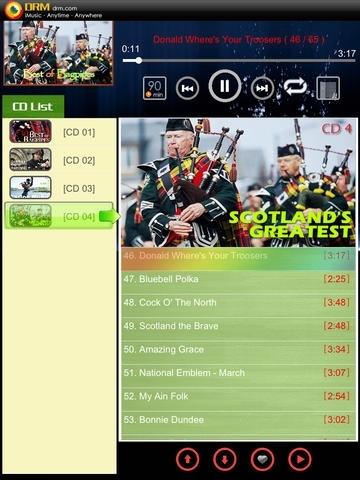 [4 CD] Scottish bagpipes