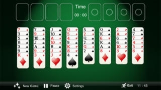 4 in 1 for Solitaire