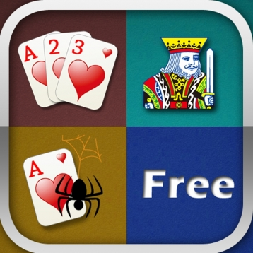 4 in 1 free for Solitaire
