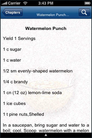 400 Refreshing Punch Recipes .