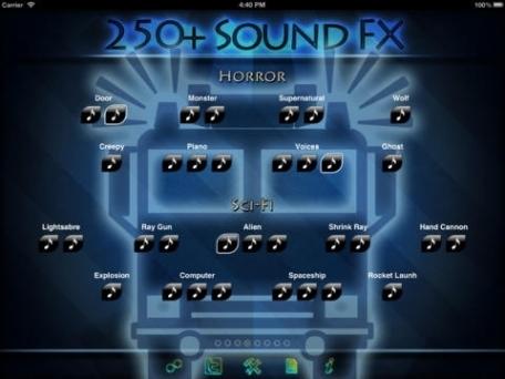250+ SoundFX Catalog