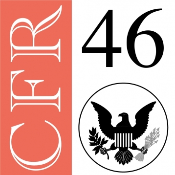 46 CFR - Shipping (Title 46 Code of Federal Regulations)