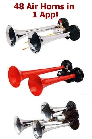 48 Air Horns