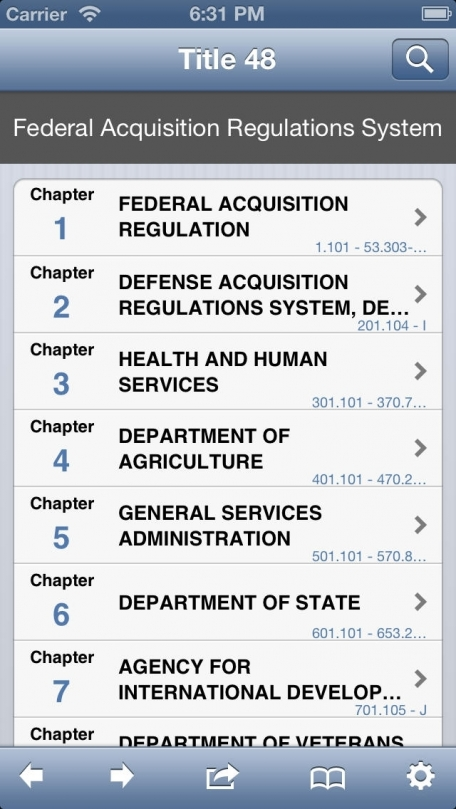 48 CFR - Federal Acquisition Regulations System (Title 48 Code of Federal Regulations)
