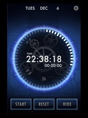 ‣Stopwatch