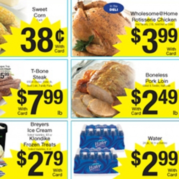 Weekly ads & sales: coupons, deals and shopping list for Walmart, Target, Macy's, CVS, Lowe\'s, Walgreens and more