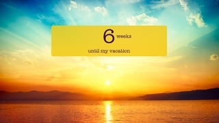 Countdown‼ (with Facebook Event Countdowns)