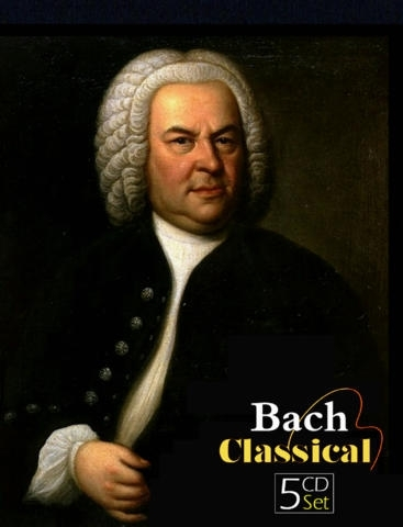 [5 CD] Bach Classic 100%