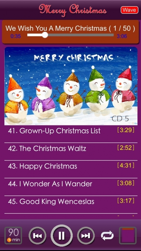 [5 CD] Christmas Classic Songs