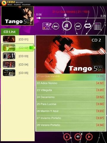 [5 CD] Tango Classic 100% - Tango Argentino