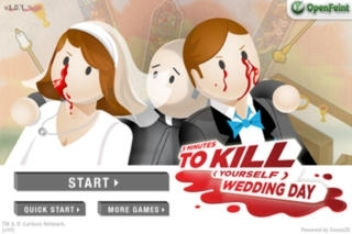 5 Minutes to Kill (Yourself) Wedding Day