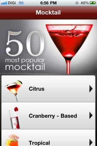 50+ Most Popular Mocktail